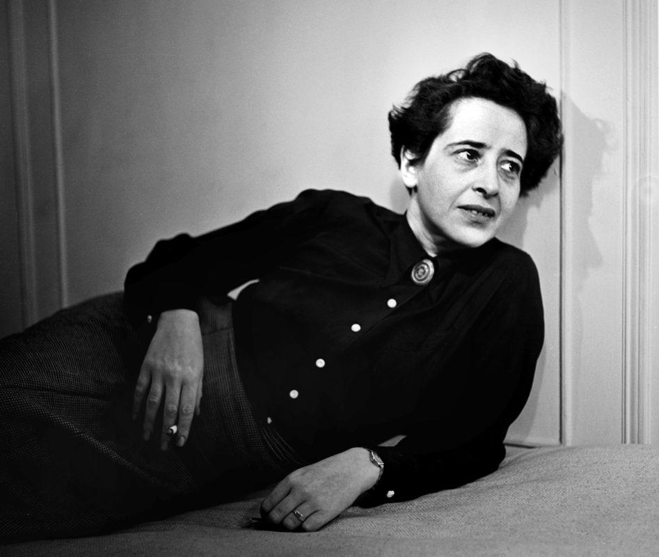La banalità del male e l'amicizia secondo Hannah Arendt