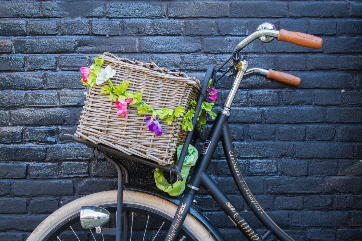 La mia bicicletta ed io