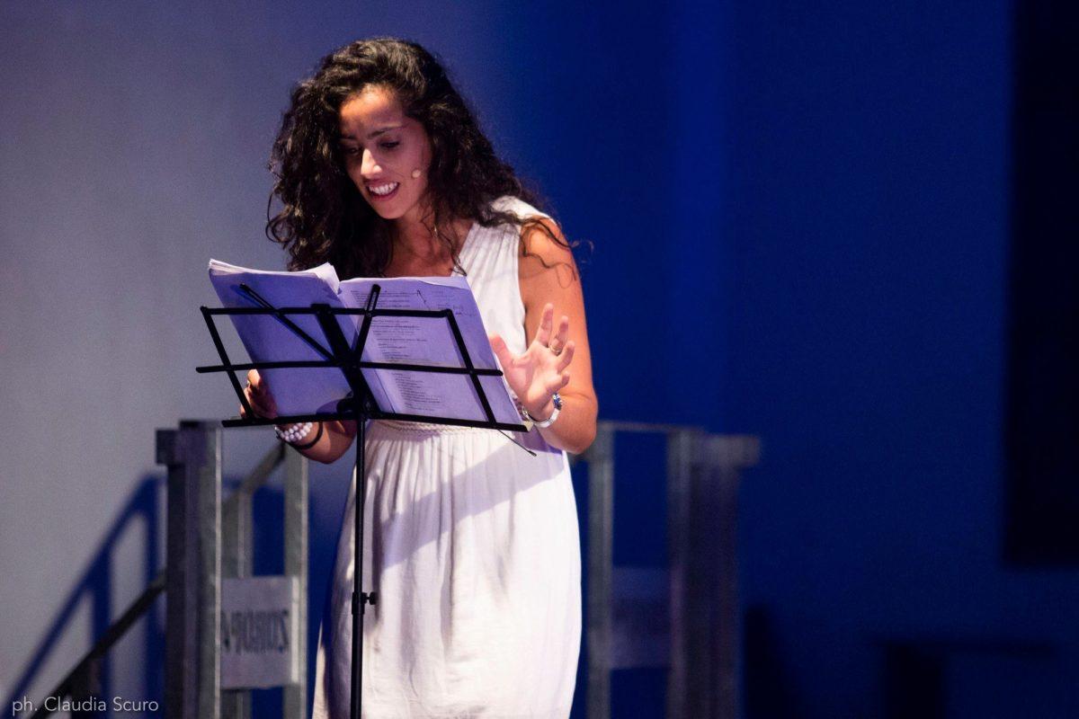 Anna Bocchino, la drammaturgia