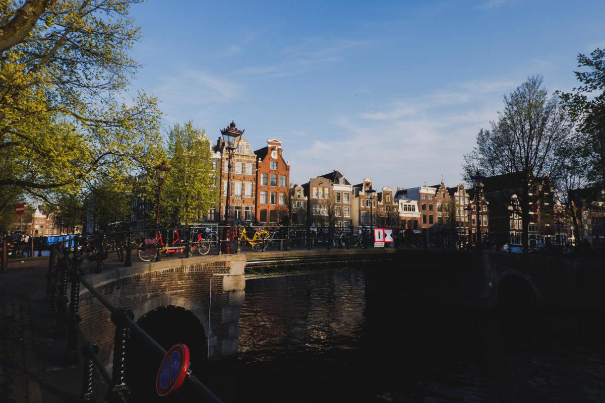 Amsterdam, Punto Nemo