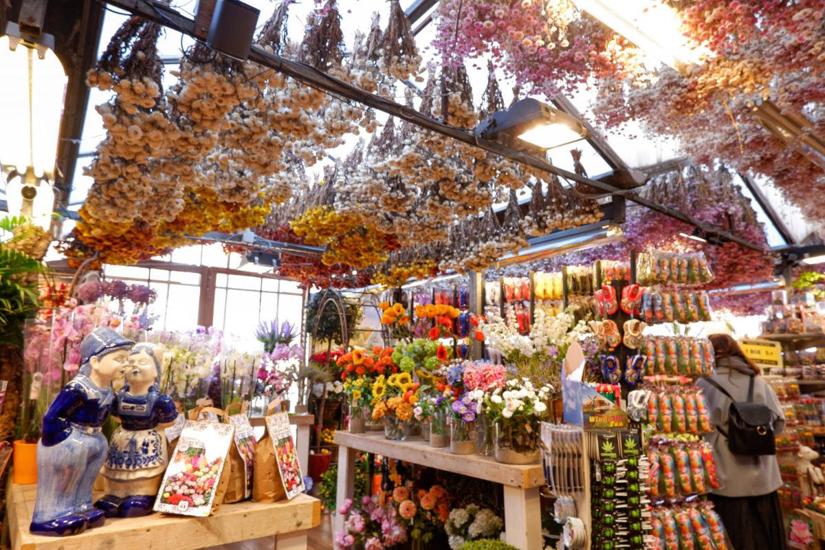 Bloemenmarkt, Punto Nemo