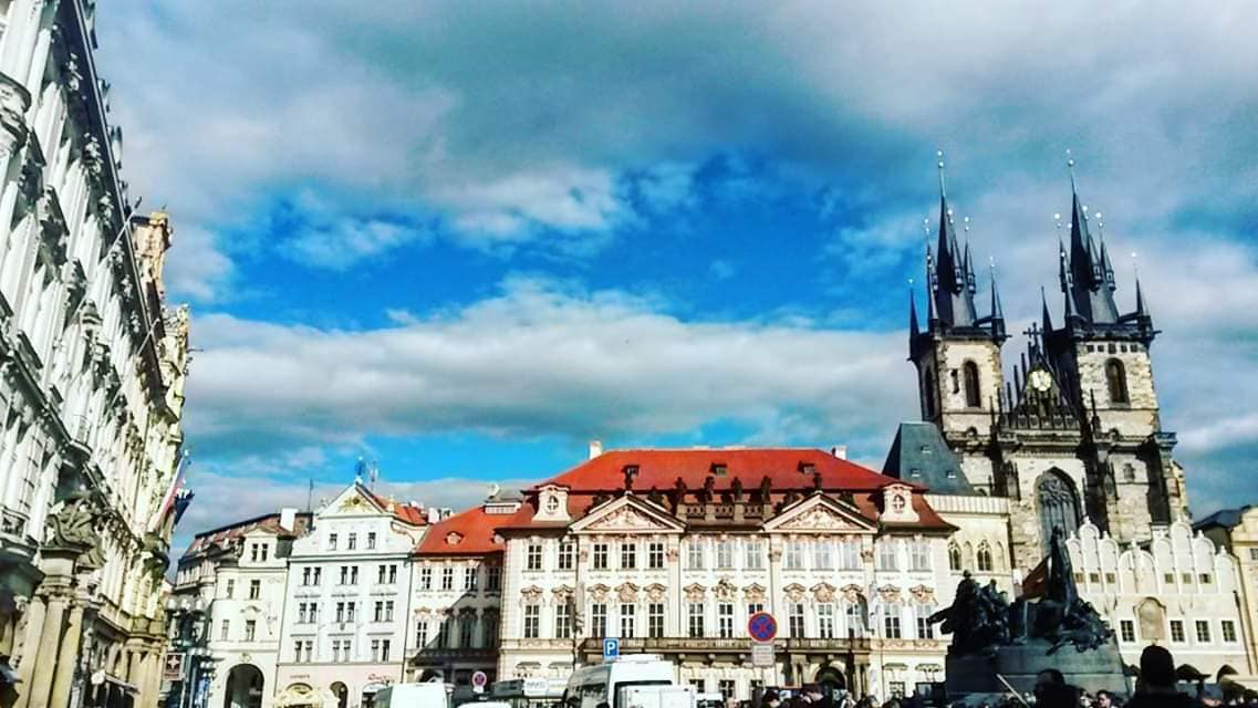 Letná, Praga