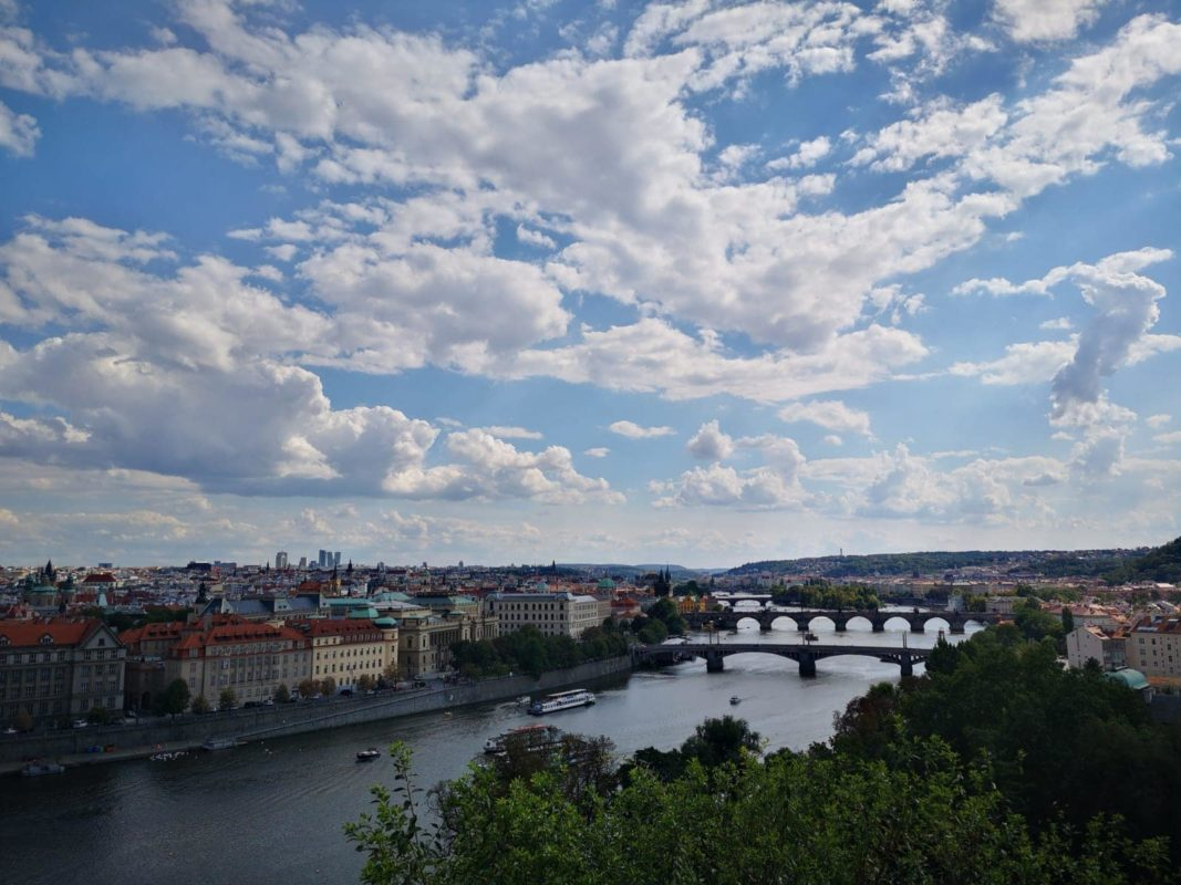 Vivere (a) Praga