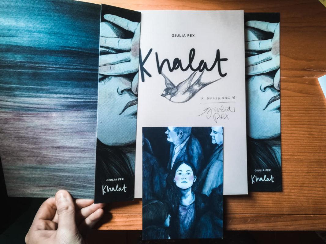 Khalat di Giulia Pex, edito Hoppipolla