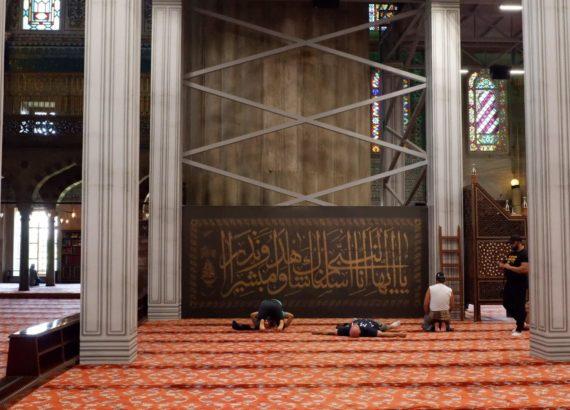 moschea, turchia
