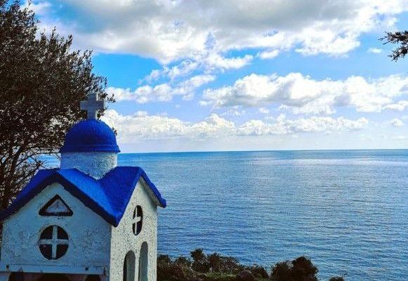 Salonicco e penisola calcidica on the road
