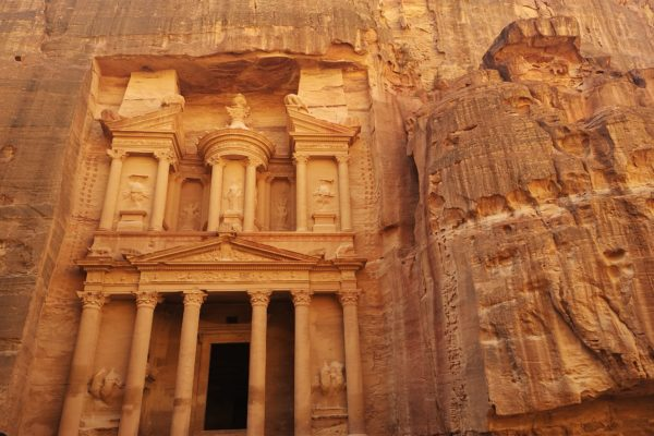 Jordan's wonders: Petra, il deserto e il Mar Rosso