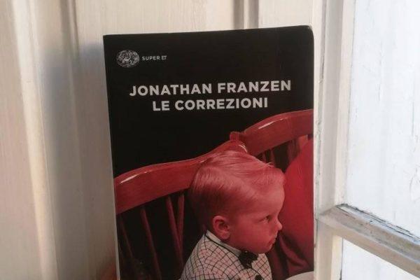 Le correzioni di Jonathan Franzen
