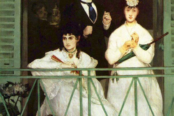 Rappresentare l'invisibile. Il balcone di Manet