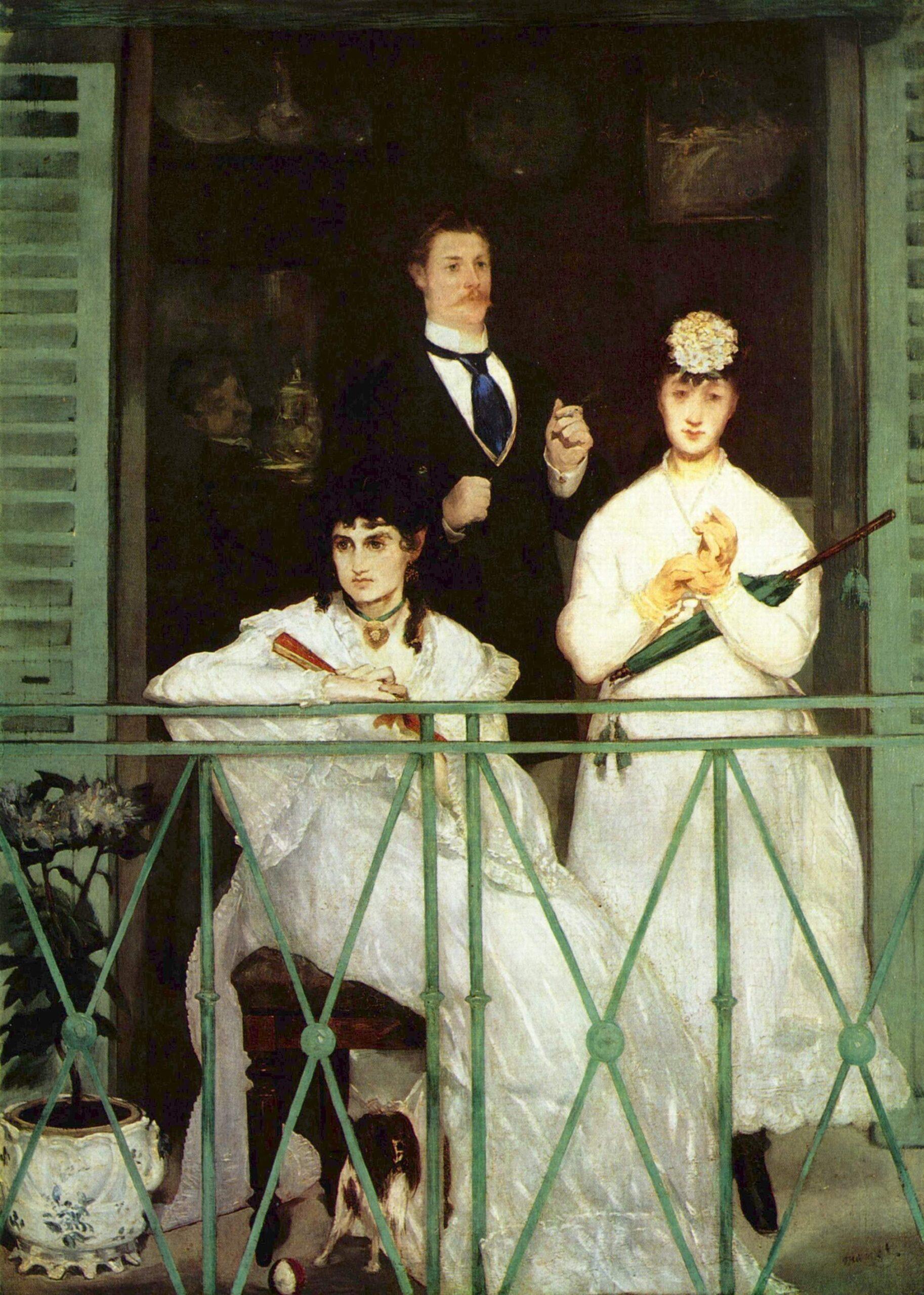 balcon manet punto nemo