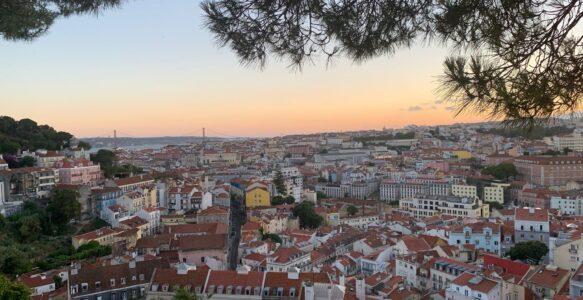 Lisboa malinconica e intrigante
